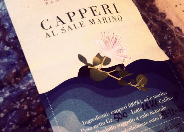 Capperi di Pantelleria