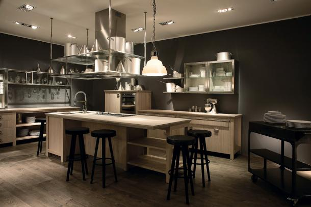 Italian Design News: Scavolini & Diesel\'s Kitchen | Made-In-Italy.com