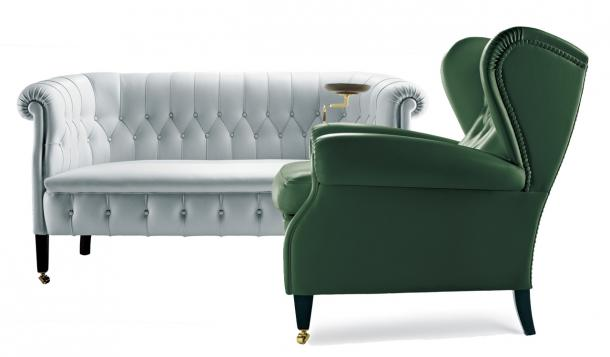poltrona-frau-fumoir-sofa-and-1919-armchair | Made In Italy